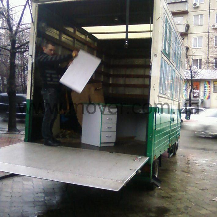 Фото-услуги грузчиков в Днепропетровске